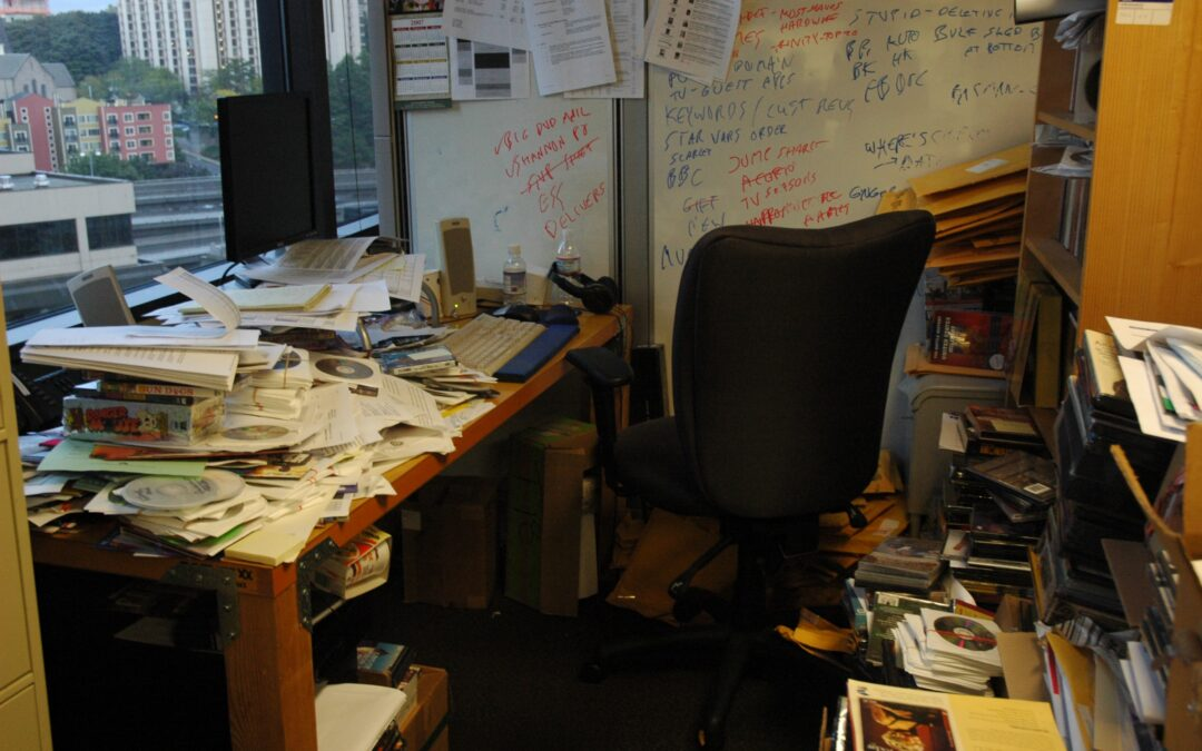 7 Mindset Tools to Tackle Your Mess